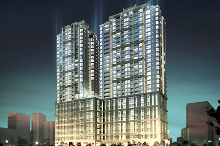 Southgate Tower gây sốt trong ngày ra mắt